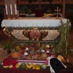 Oltar crkve u Kop. Ivancu