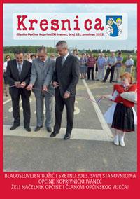 Izdanje br. 12 Prosinac 2012.