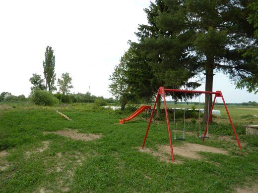 Dječje igralište u Goričkom