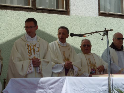 Mlada misa u Ivancu