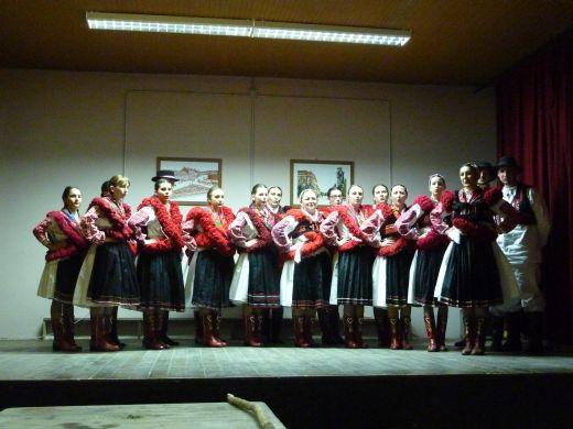 Nastup DIF-a u Kunovcu