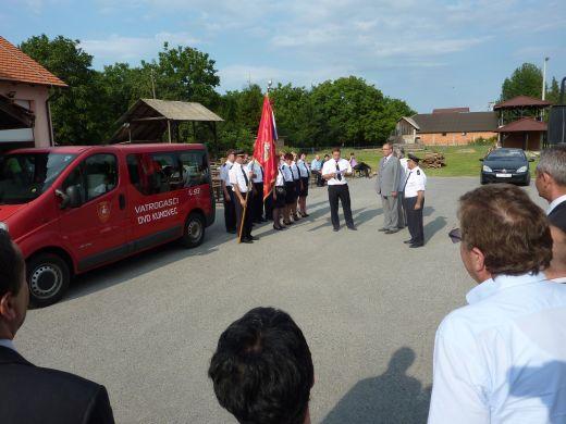 Vatrogasno vozilo DVD Kunovec