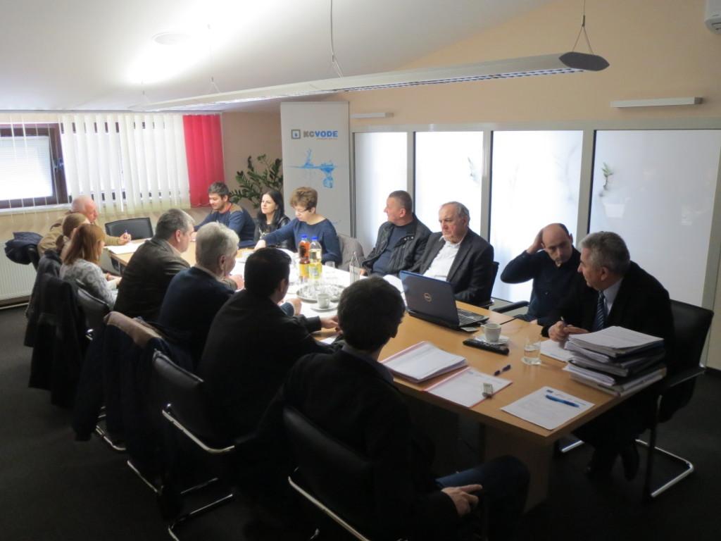 Priprema projektne dokumentacije i aplikacijskog paketa za sufinanciranje od strane EU za aglomeraciju Koprivnica