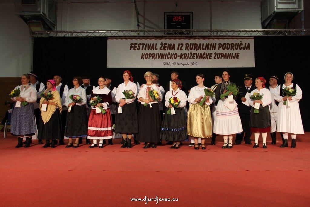 Poziv za kandidiranje na Festival žena iz ruralnih područja Koprivničko – križevačke županije 2016.