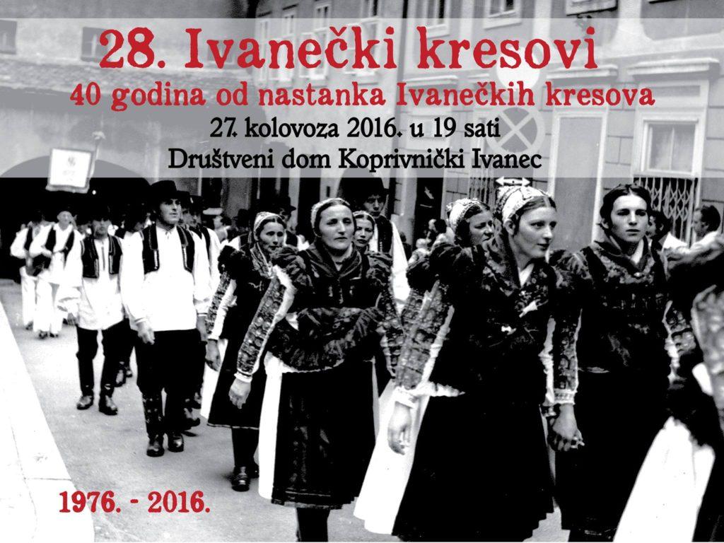 28. Ivanečki kresovi
