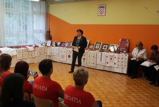 Održana Radionica Izvorni vez i narodna nošnja Koprivničkog Ivanca