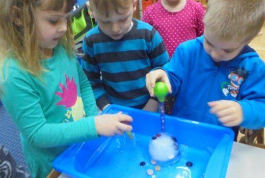 Snježne aktivnosti polaznika dječjeg vrtića