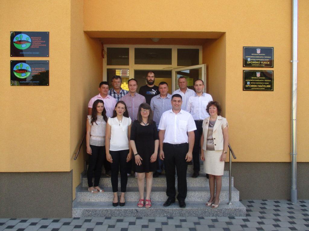 Konstituirajuća sjednica Općinskog vijeća Općine Koprivnički Ivanec