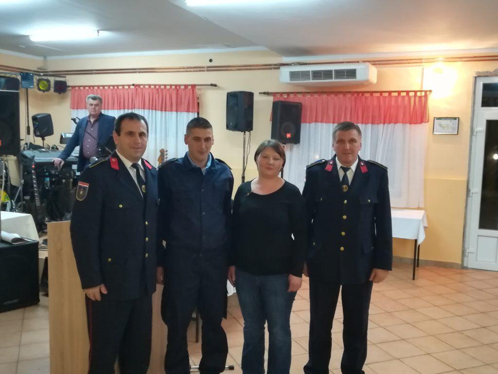 Članovima DVD-a Botinovec dodijeljena priznanja za višegodišnji rad u vatrogasnoj zajednici