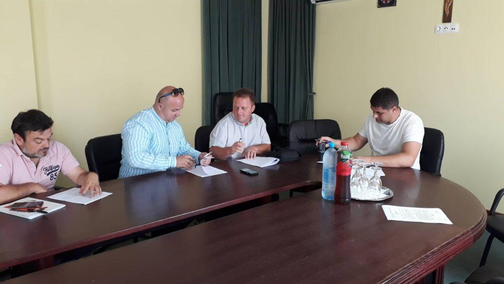 Potpisan Predugovor o kupoprodaji zemljišta u Poslovnoj zoni Koprivnički Ivanec