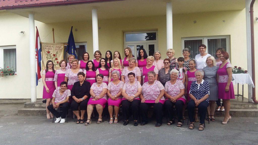 "Udruga žena ""Crvene ruže"" Botinovec proslavila svoju 35. obljetnicu"