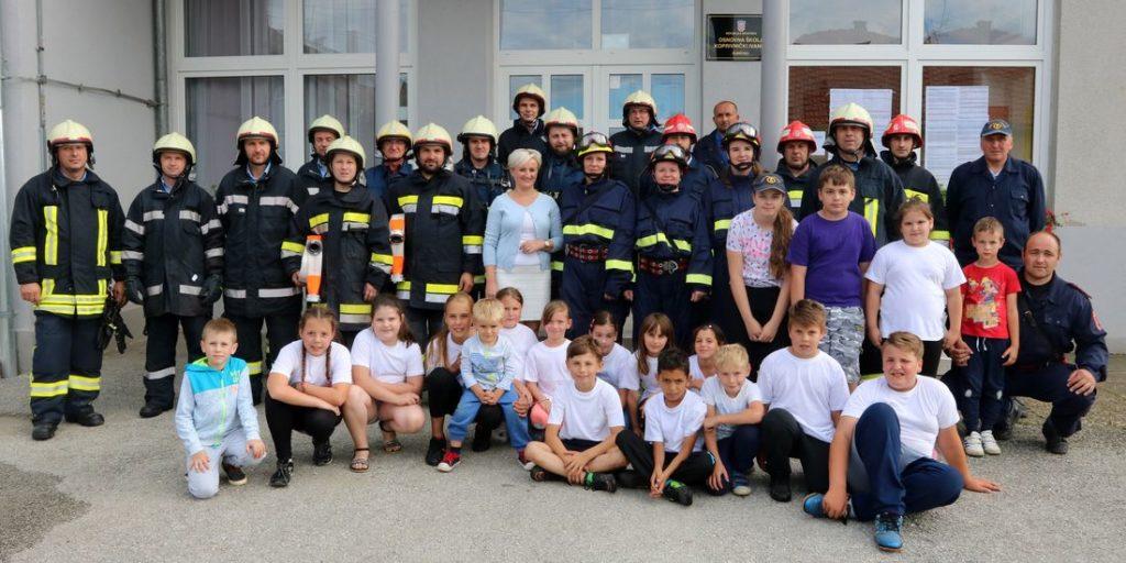 115. obljetnica Kunovečke bune i vatrogasno natjecanje članova VZ Općine Koprivnički Ivanec