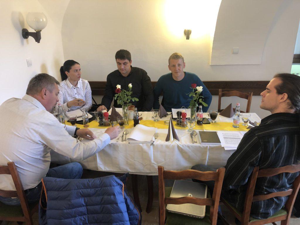U sklopu projekta INTERREG HU-HR prekogranične suradnje Hrvatska – Mađarska, održan je prvi sastanak u Općini Pecsvarad u Republici Mađarskoj