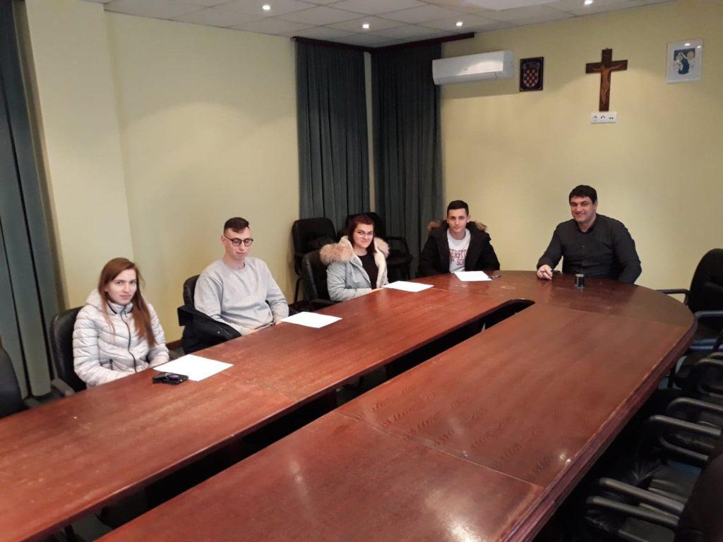 Potpisivanje ugovora o kreditiranju studenata