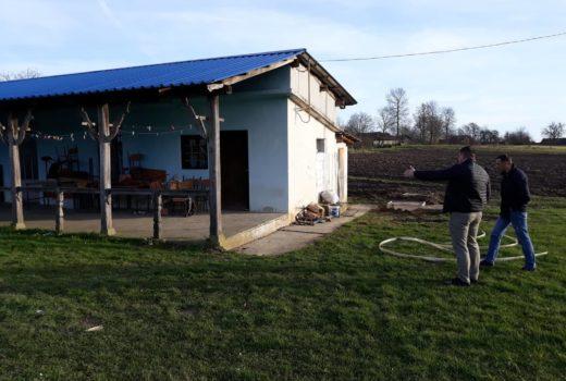 Završena prva faza radova na sportskom objektu kod nogometnog igrališta u Koprivničkom Ivancu