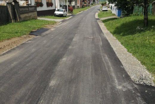 Rekonstrukcija ulice Braće Radić u naselju Kunovec