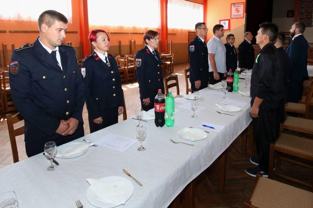 Održana 26. redovna godišnja skupština Vatrogasne zajednice Općine Koprivnički Ivanec
