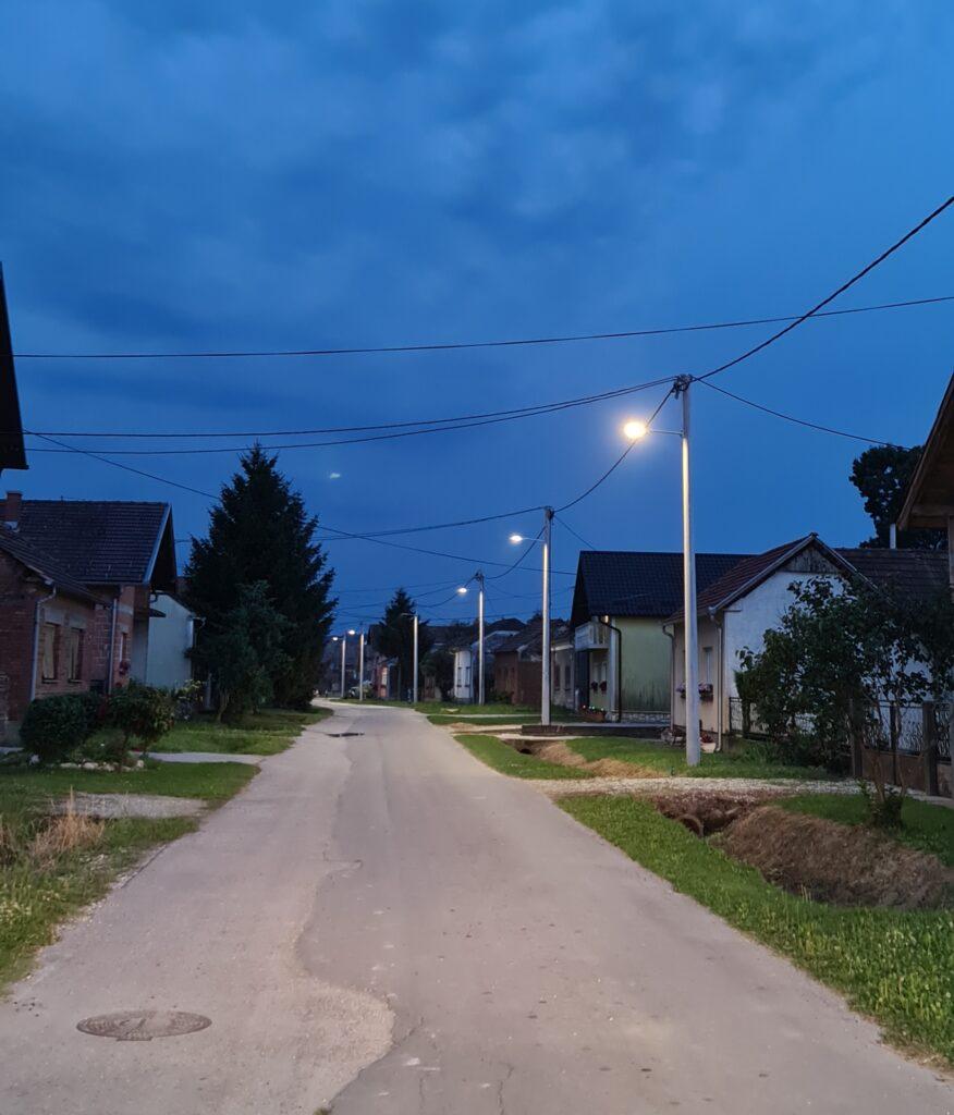Postavljena LED rasvjeta u Botinovcu