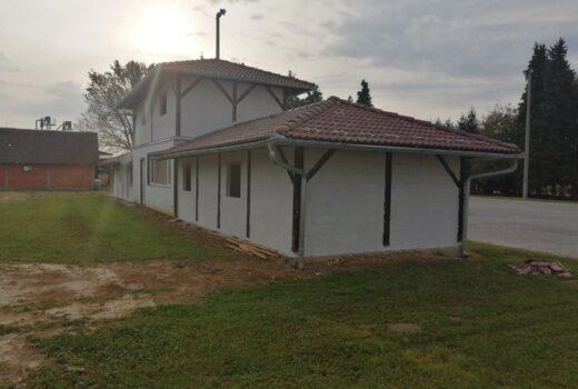 Završena je prva faza radova na uređenju prostorija udruga u Koprivničkom Ivancu