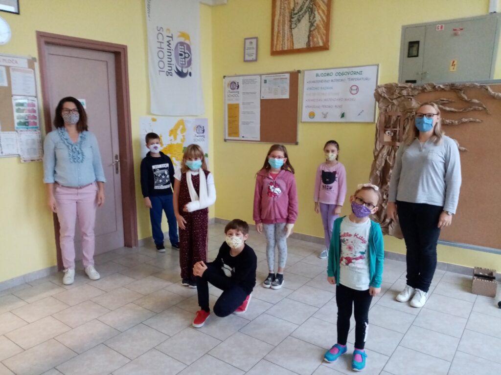 Osnovna škola Koprivnički Ivanec eTwinning škola  – prvaci koji predvode ostale škole uključene u eTwinning