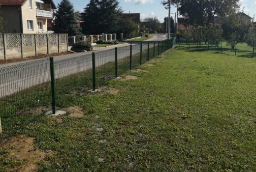 Postavljanje ograda oko dječjih igrališta u naseljima Koprivnički Ivanec i Botinovec