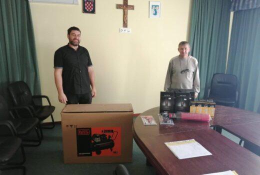 Nabava opreme za civilnu zaštitu
