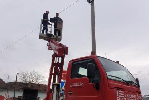 Postavljena LED rasvjetna tijela u svim naseljima Općine Koprivnički Ivanec