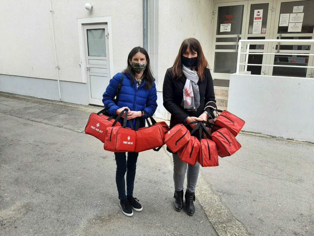 Sigurnije škole i vrtići – komplet prve pomoći