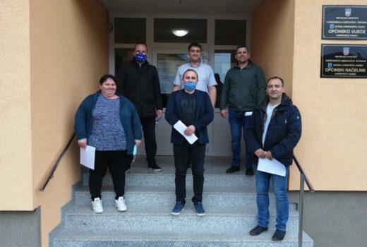 Potpisani ugovori za sufinanciranje izrade projektno – tehničke dokumentacije, te za kupnju i uređenje nekretnina na području Općine Koprivnički Ivanec
