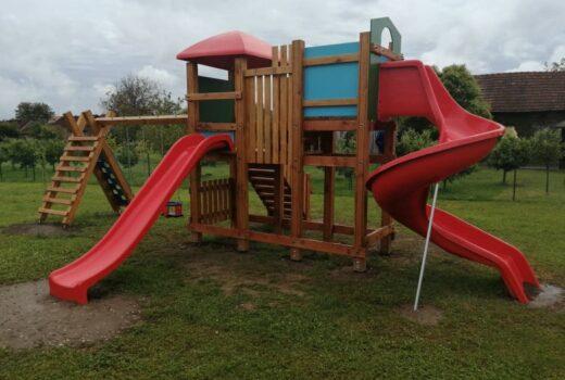 Opremanje dječjih igrališta