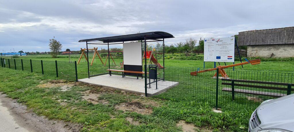 Postavljene autobusne nadstrešnice u naseljima Kunovec, Botinovec i Pustakovec