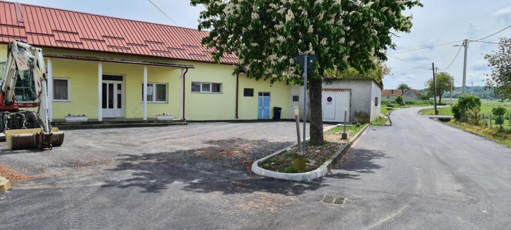 Završeni su radovi na asfaltiranju naselja Botinovec