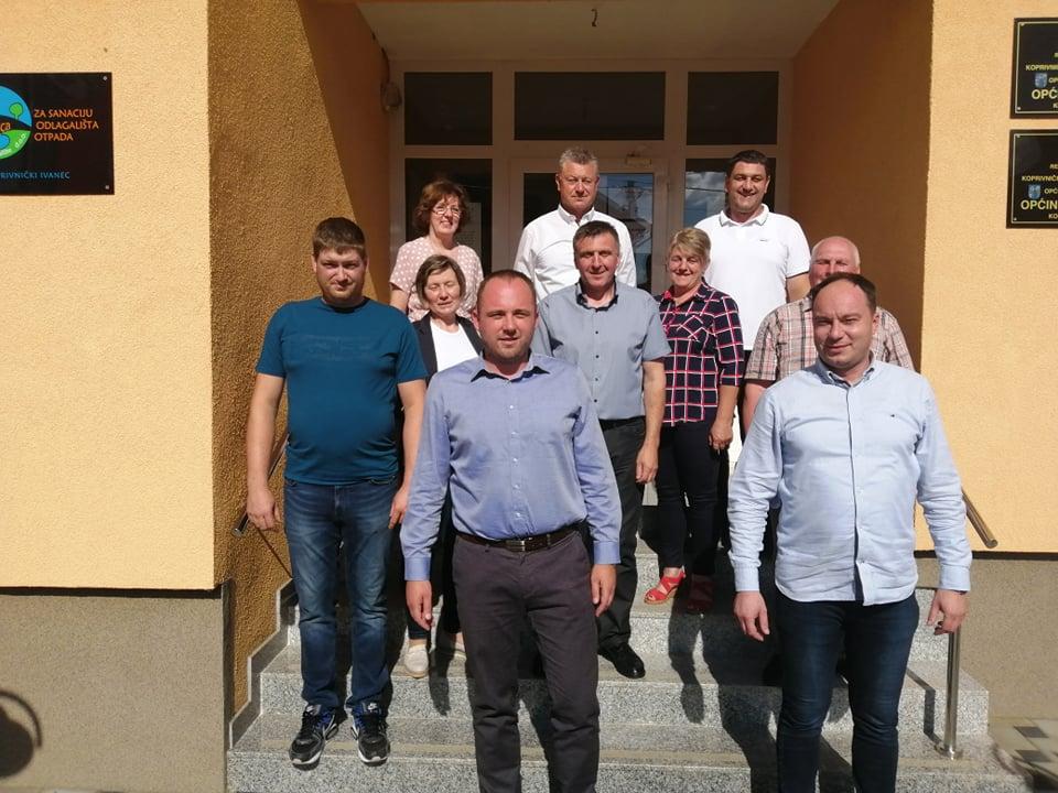 Održana konstituirajuća sjednica Općinskog vijeća Općine Koprivnički Ivanec