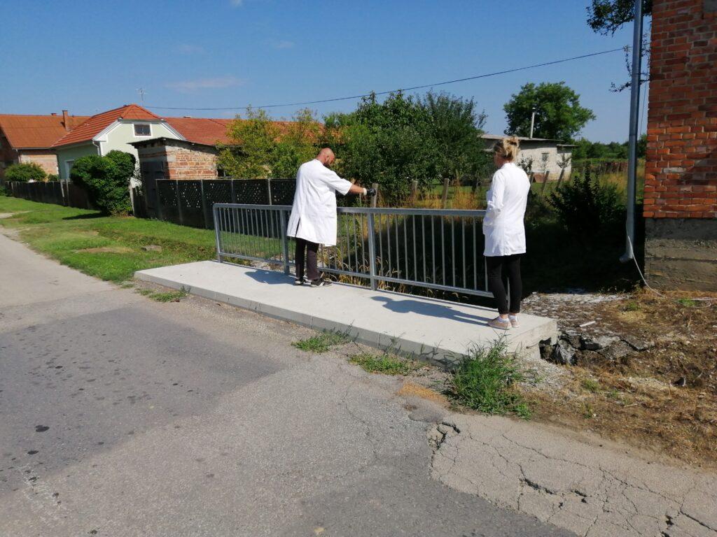 Provođenje prvog tretmana larvicidnih mjera dezinsekcije komaraca na području Općine Koprivnički Ivanec u 2021. godini