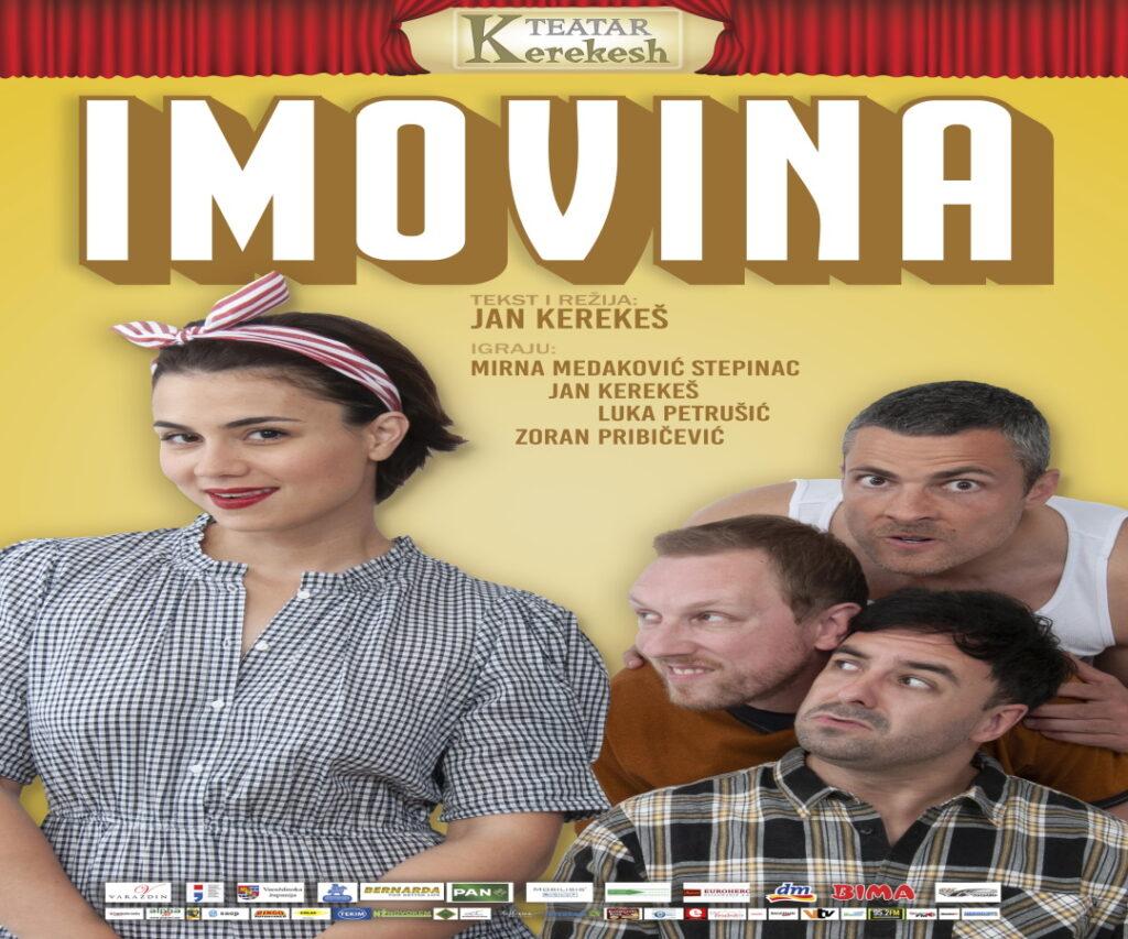 """""""IMOVINA"""" Kerekesh teatra u Koprivničkom Ivancu"""