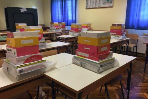 Provedena nabava bilježnica, radnih bilježnica i likovnih mapa za početak nove školske godine