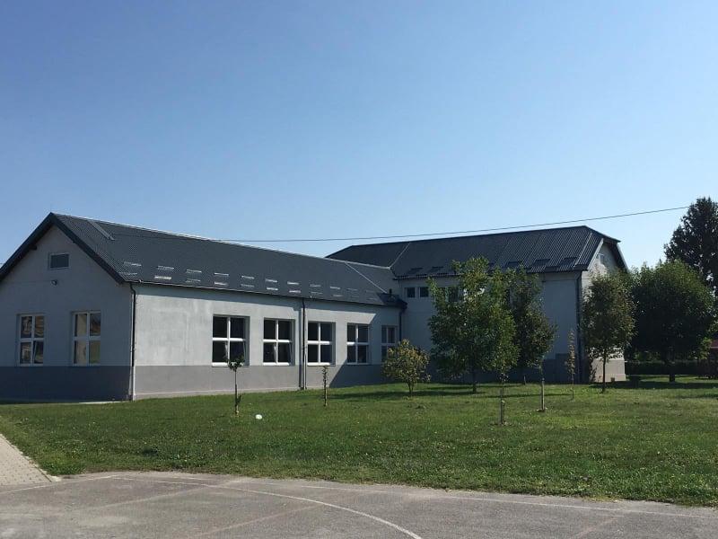 Obnovljeno krovište na zgradi Osnovne škole u Kunovcu