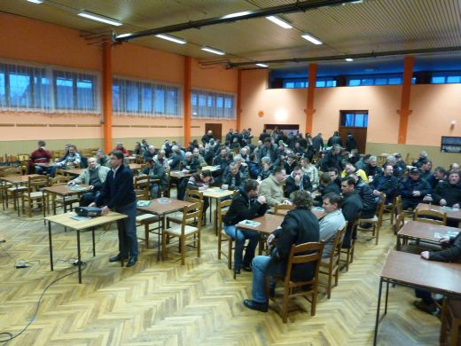 Seminar o zaštitnim sredstvima
